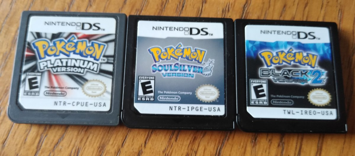 Differences Between Fake Vs Real Nintendo Ds Games General Collecting Discussion Video Game Sage